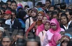 Indonesia trong tình trạng báo động an ninh cao