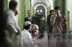 Gần 500 tù nhân Taliban vượt ngục ở Afghanistan