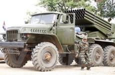 Thái và Campuchia nhất trí đàm phán ngừng bắn