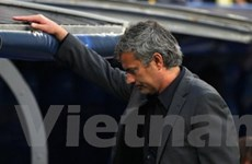HLV Mourinho cay đắng thừa nhận Real hết cơ hội