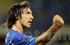 """Italy gọi lại Pirlo và """"ngựa chứng"""" Mario Balotelli"""