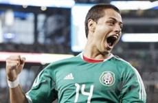 Chicharito lập hat-trick giúp Mexico hạ El Salvador