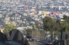 Hàng trăm đường hầm trên biên giới Mỹ-Mexico