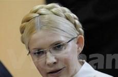 Cựu Thủ tướng Tymoshenko bị đuổi khỏi phòng xử