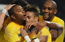 """""""Messi của Đức"""" đối đầu thần đồng Brazil Neymar"""