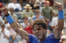Vượt qua chấn thương, Nadal thẳng tiến vòng 4