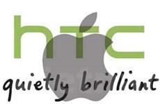 HTC tiếp tục tố cáo Apple vi phạm bằng sáng chế