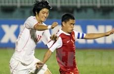 Clip U23 Việt Nam thất bại trước đội SV Hàn Quốc