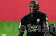 Bão chấn thương vẫn chưa buông tha Barcelona