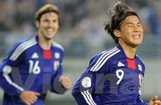 Nhật Bản đại thắng Tajikistan 8-0 sau khi gặp VN