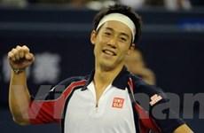 Tay vợt Nhật tiếp tục khuấy đảo Thượng Hải Masters