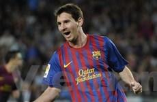 """Messi sắp bước vào """"Ngôi đền Champions League"""""""