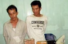 Hải Phòng: Phá vụ ma túy lớn, thu 18 bánh heroin