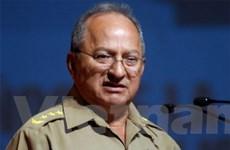 Chính phủ Cuba bổ nhiệm Bộ trưởng Quốc phòng