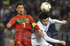 "Lượt về play-off Euro 2012: ""Sinh tử"" tại Da Luz"