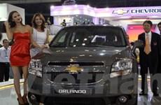 GM Việt Nam ra mắt dòng xe limousine cho gia đình
