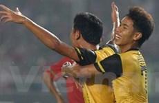 Malaysia bảo vệ thành công ngôi vương sau loạt 11m
