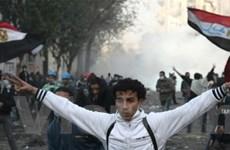 Hàng chục nghìn dân Ai Cập lại tiến hành biểu tình