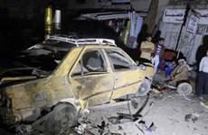 Iraq liên tiếp có đánh bom trong 1 ngày đẫm máu