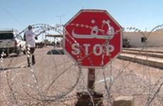 Syria đóng một cửa khẩu biên giới với Thổ Nhĩ Kỳ