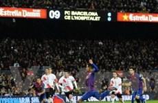 Barca chiến thắng không tưởng 9-0 trước L'Hospitalet