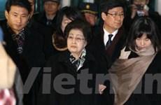 Ông Kim Jong Un tiếp đoàn Hàn Quốc viếng tang