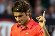 """Roger Federer nhọc nhằn vượt ải """"kẻ vô danh"""""""