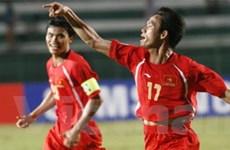 Tuyển VN tiếp tục ngự trị ngôi số 1 Đông Nam Á