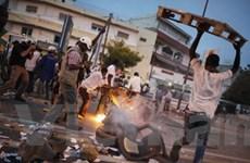 Biểu tình gây bạo loạn lại bùng phát ở Senegal