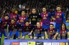 Barcelona vẫn tiếp tục ngự trị trên đỉnh của thế giới