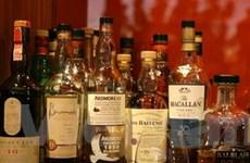 Bán hàng chục nghìn chai rượu dòng cognac quý