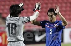 Đội tuyển Thái Lan nối dài chuỗi trận thất vọng