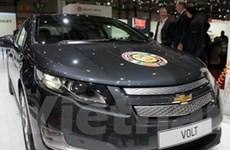 Opel Ampera và Chevrolet Volt là mẫu xe của năm