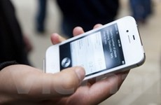 Điện thoại của Apple lần đầu thống lĩnh Nhật Bản