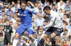 Chelsea và Tottenham chia điểm sau trận cầu tẻ nhạt