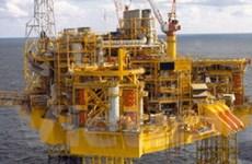 Nguy cơ nổ khí ga ở giàn khoan Biển Bắc gặp sự cố