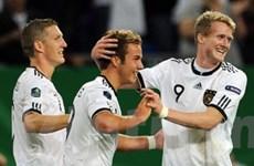 Đội tuyển Đức và Hà Lan công bố danh sách sơ bộ