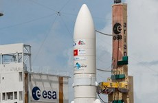 Ảnh vệ tinh VINASAT-2