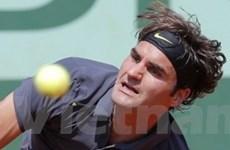 "Roland Garros: Roger Federer ""tốc chiến tốc thắng"""