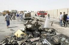 Đánh bom xe vào người hành hương, 32 người chết