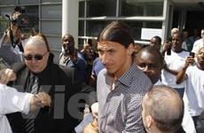 """PSG chờ đợi gì ở """"hợp đồng bom tấn"""" Ibrahimovic?"""