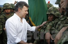 Colombia củng cố sức mạnh cho lực lượng vũ trang