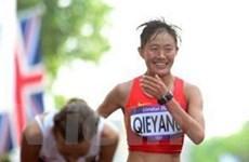 Người Tây Tạng đầu tiên giành huy chương Olympic