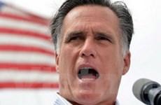 Ông Romney trở thành ứng cử viên đảng Cộng hòa