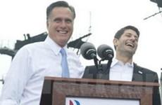 Bầu cử Mỹ: Liên danh Romney-Ryan được tôn vinh
