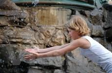 Khủng hoảng nước đang đe dọa sự ổn định toàn cầu