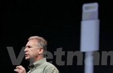 Apple chính thức ra mắt dock connector Lightning