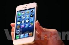 """Hàng iPhone 5 """"hết veo"""""""