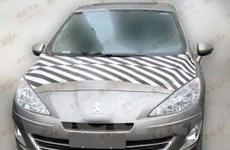 Mẫu 408 sedan của Peugeot ra mắt tại Trung Quốc