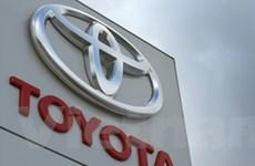 Toyota trở lại tốp 10